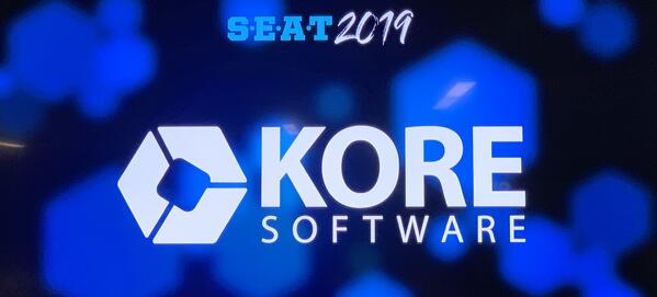 KORE SEAT Display