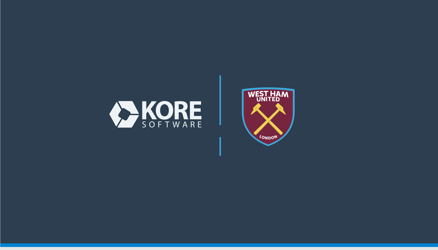 West Ham United to Advance Partner Services with KORE Software